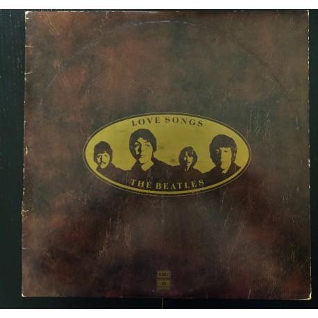 BEATLES - LOVE SONGS - VINILE DOPPIO - MADE IN ITALY - 1977