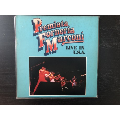 PFM - LIVE IN USA - MADE IN ITALY - 1974