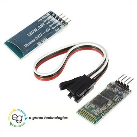MODULO BLUETOOTH HC06 - Arduino