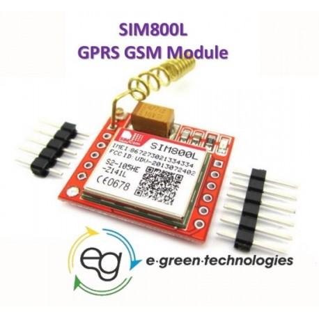 MODULO SIM800L GPRS GSM ANTENNA PCB
