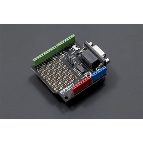 RS232 SHIRLD FOR ARDUINO - DFROBOT - DFR0258